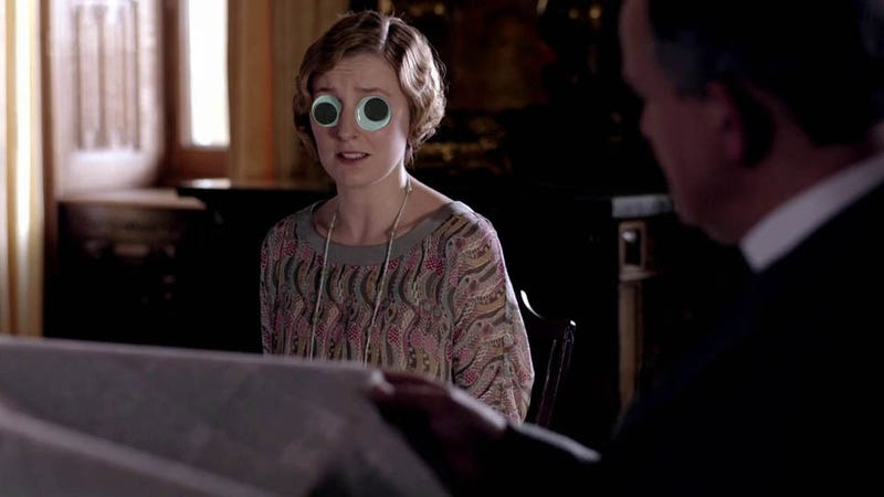 Lady Edith Can't Catch a Break: 'Edith with Googly Eyes' Emerges as the Best New Tumblr