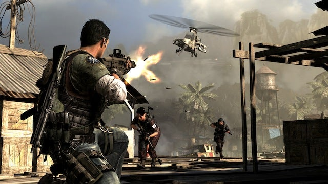 SOCOM 4 And The Modern Shooter's Flirtation With Call Of Duty
