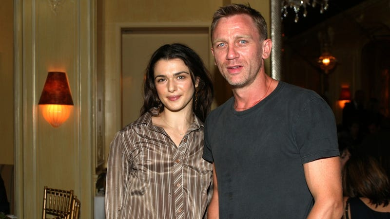 James Bond, Rachel Weisz Secretly Get Straight-Married