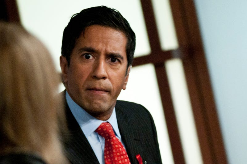 Sanjay Gupta Is All For Weed Now