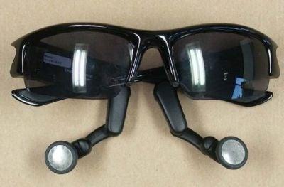 ETS Motorola S71 Headphone Sunglasses