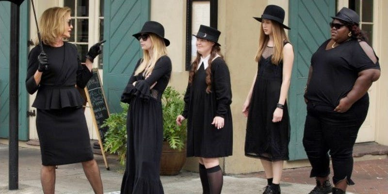American Horror Story Season Four Will Take Place in...