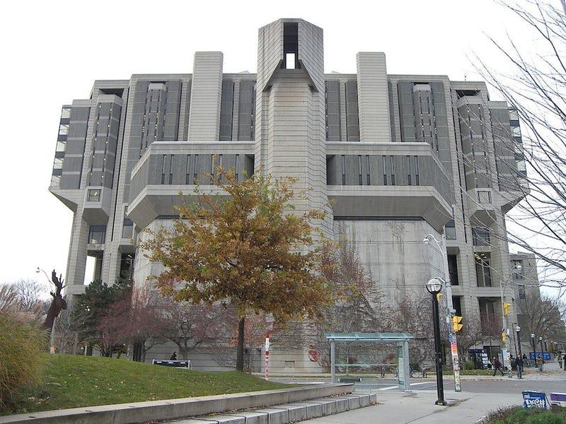 """Brutalist"" Buildings That Should Be Dystopian Movie Sets"