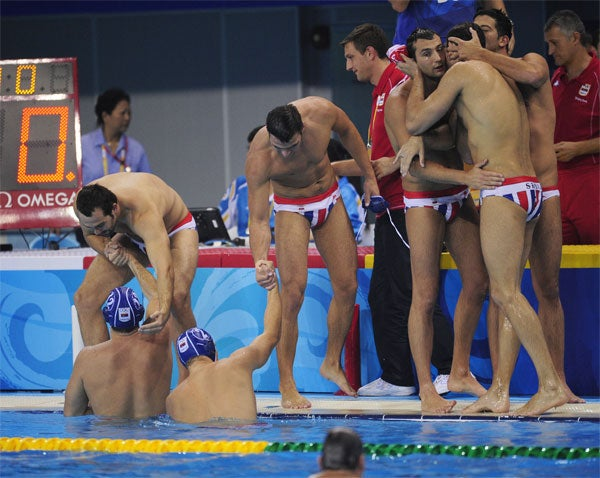 Golden Boys: Serbian Men's Water Polo Team