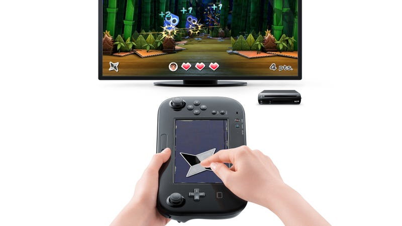 Nintendo Has a Plan to Deal With Its Wii U Calibration Problem