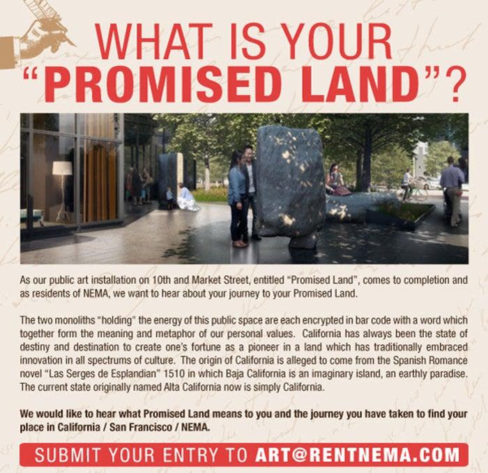 "Techie Apartment Complex Declares San Francisco the ""Promised Land"""