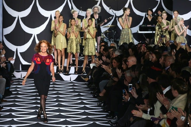 Diane von Furstenberg: For the Bold, Loud Free Spirit in You