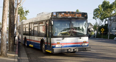 UC Berkeley Researchers Create Bus That Steers Itself, Solving All Transit Problems