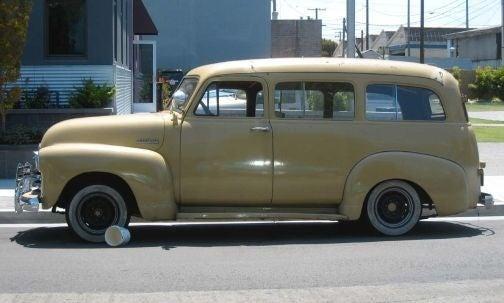 1949 Chevrolet Suburban