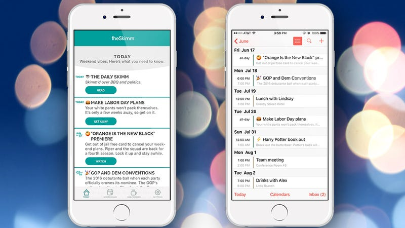 Skimm Ahead Is a Subscription Calendar Packed With Interesting and Useful Events