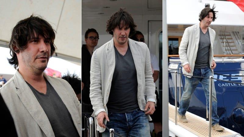 'Fat Keanu' Is the Hot Story du Jour
