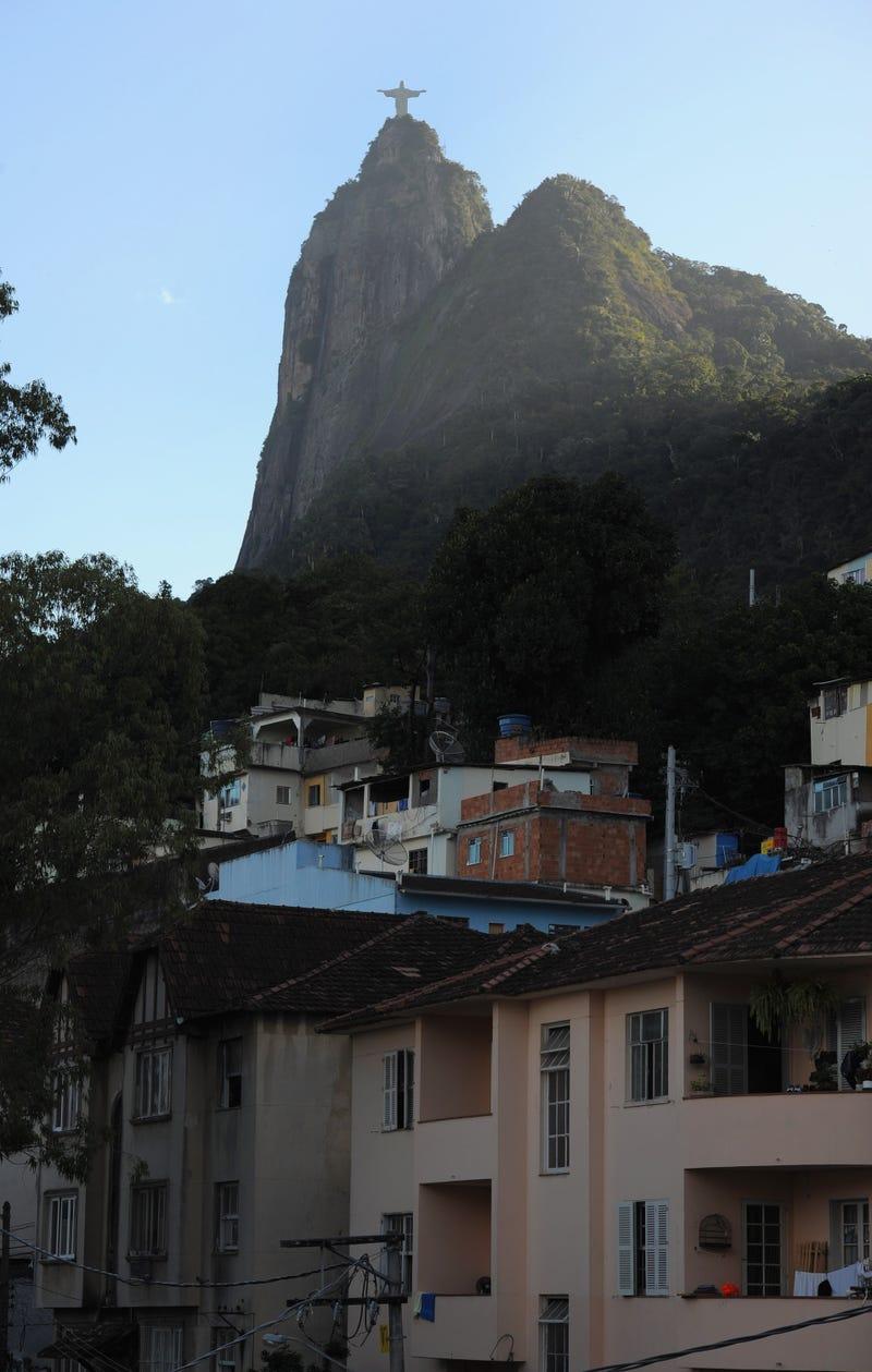 Rio de Janeiro Is Too Dangerous Even for Vampires