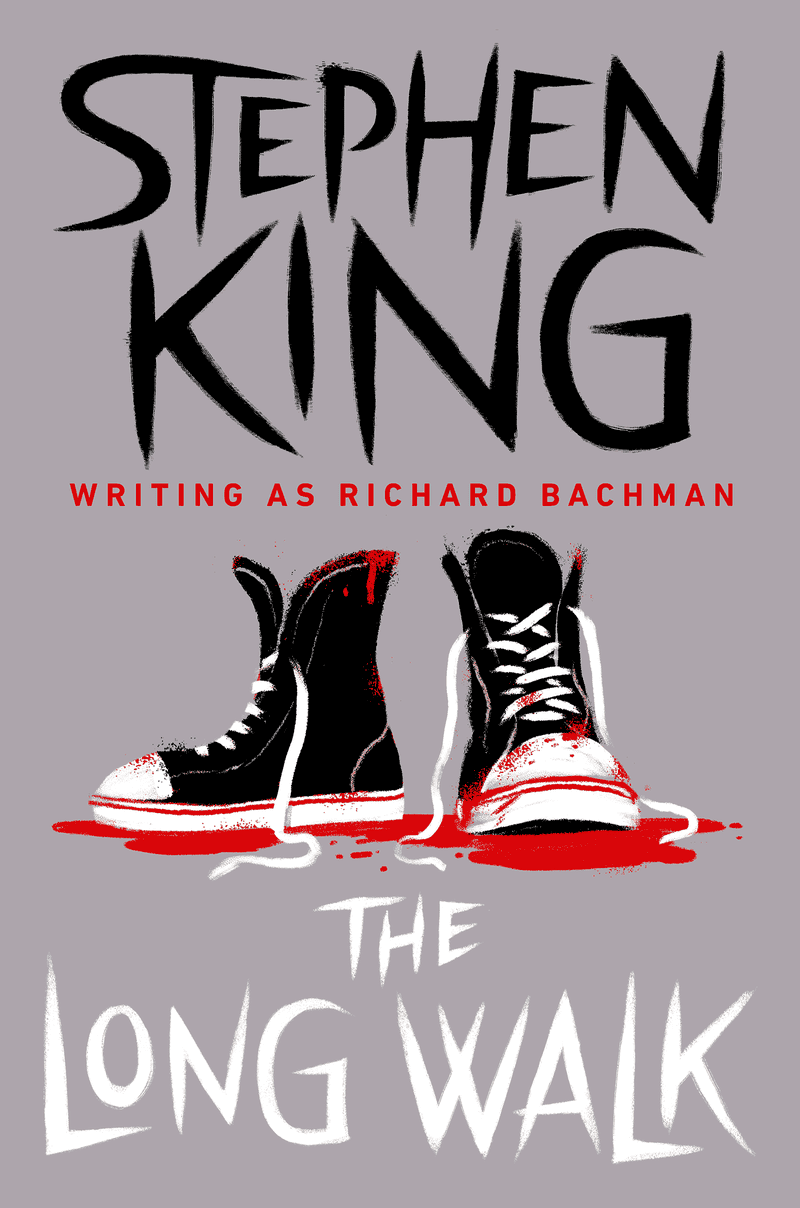 Minimalist Book Cover Art : These new minimalist stephen king book covers will remind