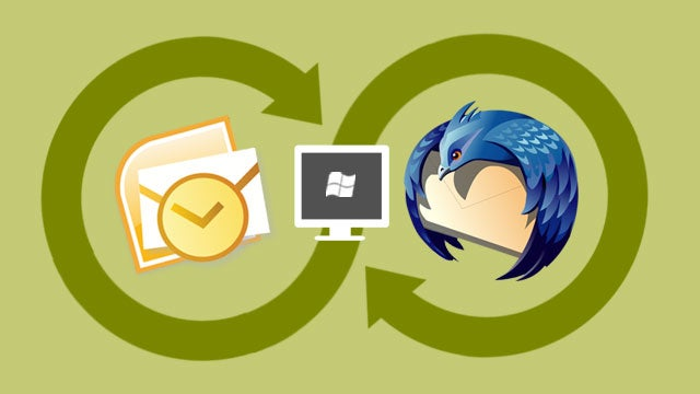 How to Sync Your Desktop Email Client (Outlook or Thunderbird) Across Multiple Computers