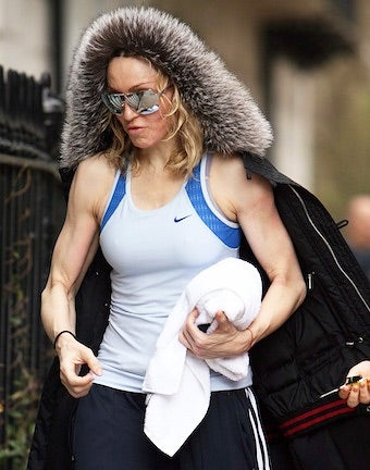 Madonna's New Gym Chain: Now You Can Look Just Like Madonna
