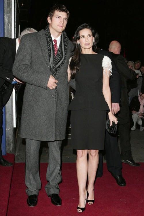 Ashton And Demi: Dapper Darlings