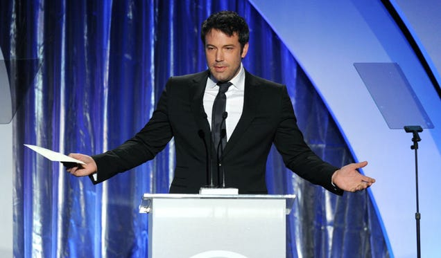 Ben Affleck Admits He Counted Cards at Casinos