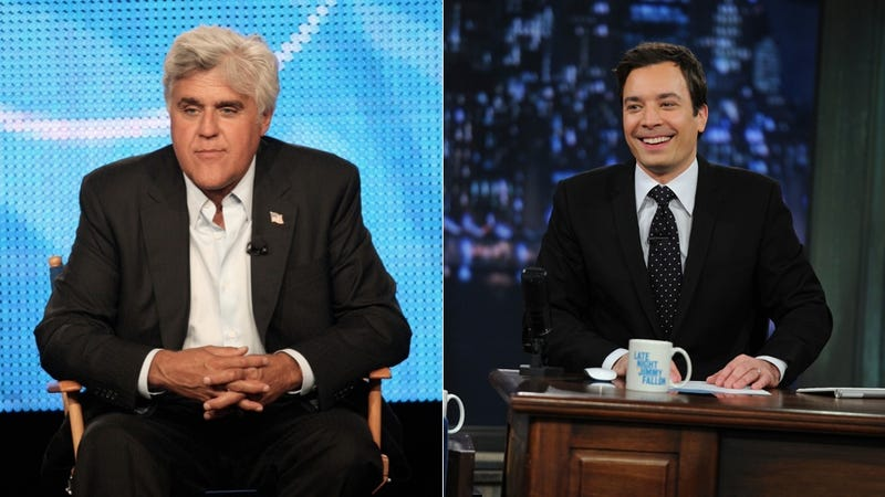 NBC Is Going to Promote Jimmy Fallon to The Tonight Show; Jay Leno Will Be Quietly Destroyed
