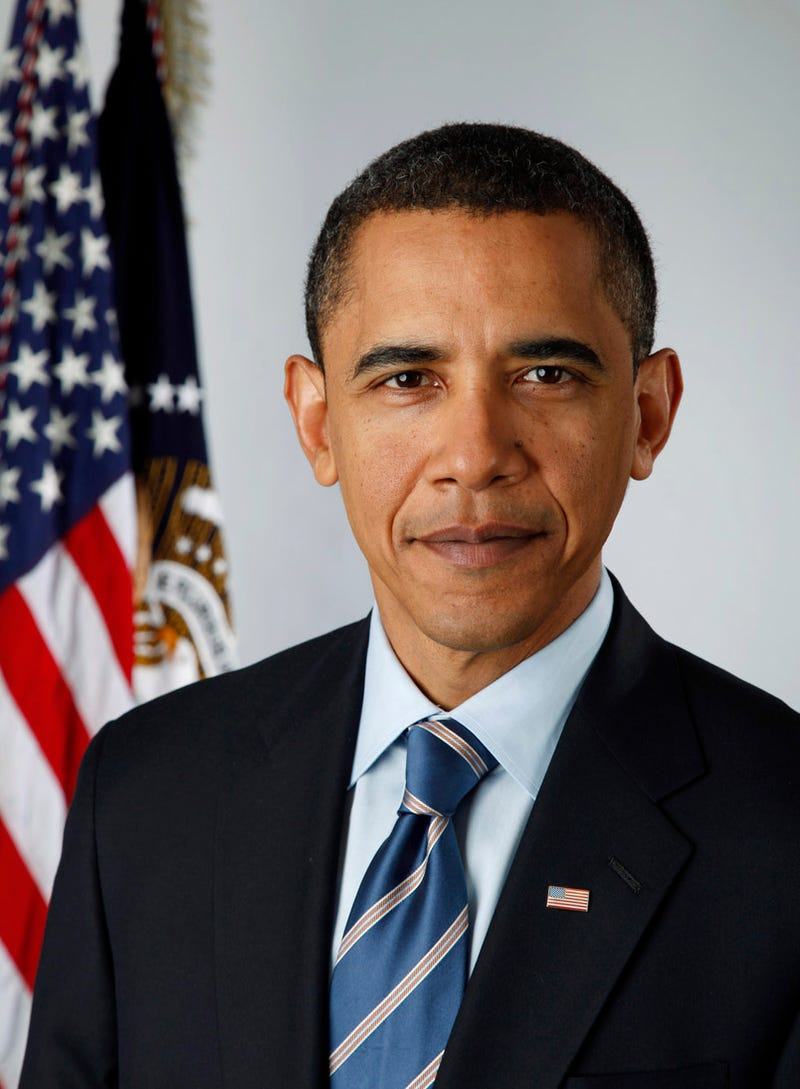 The First Official Presidential Portrait Taken With a Digital Camera