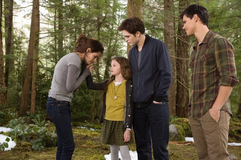 High-Res Twilight: Breaking Dawn Part 2 Pics