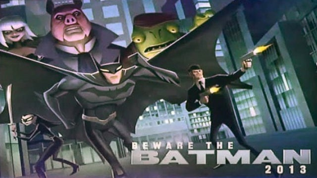 Bruce Wayne goes back to his detective roots, in Beware the Batman