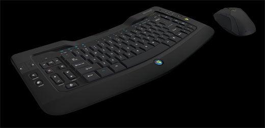 Microsoft Ultimate Keyboard: Wireless, Rechargeable, Backlit