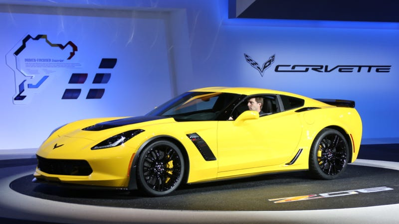 Everything You Need To Know From The Detroit Auto Show - Day 2