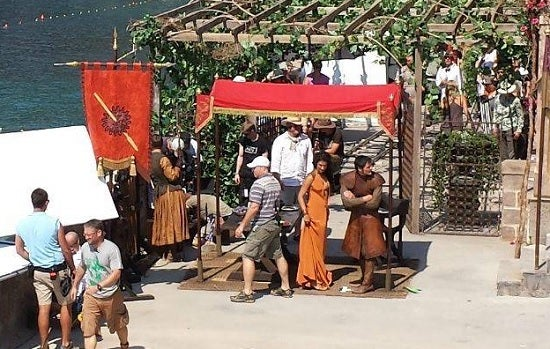 First look at the Red Viper and Ellaria Sand in Game of Thrones!