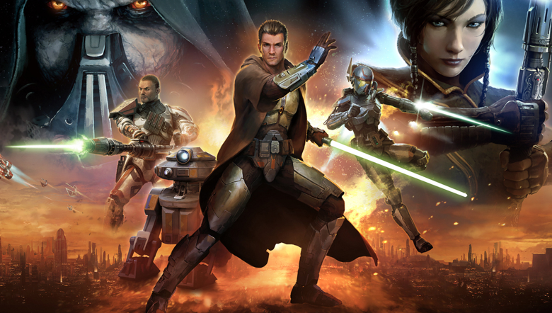 BioWare's Handling Of A 'Gay Planet' In The Old Republic Isn't All That Surprising