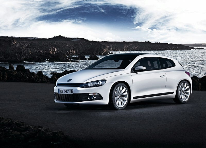 VW To North America: No Scirocco For You!