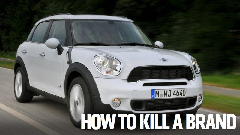 Has Mini Lost Its Way?