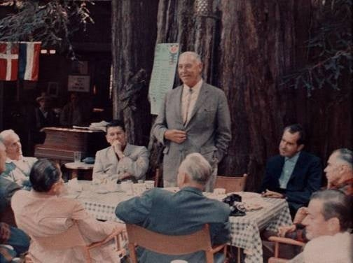 The Piss-Poor Secrets of the Bohemian Grove