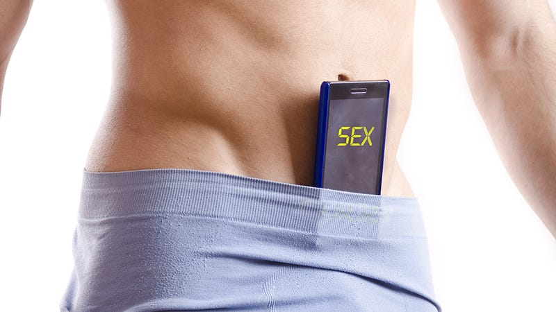 Your Phone Is Ruining Your Sex Life