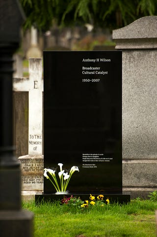 I Want My Tombstone Set In Helvetica