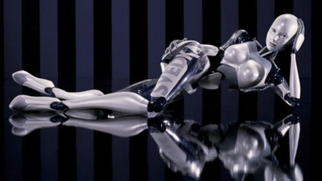 How Realistic Would a Robot Have to Be for You to Have Sex with It?