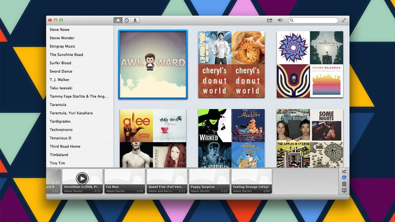 Sonora, the Great OS X Music Player, Now Available for Free with New Features