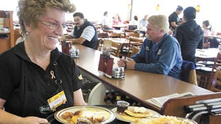 Things That A Denny's Waitress Can Call You, Ranked