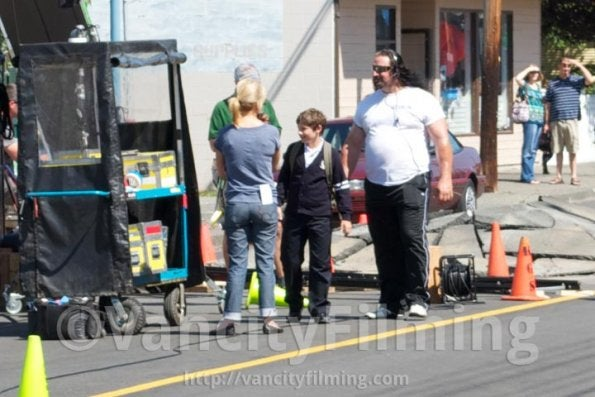 Once Upon a Time - August 14 Set Photos