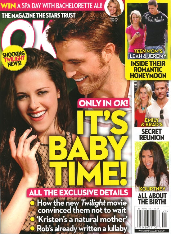 This Week In Tabloids: Editors Actually Admit to Being Hoaxed by Teen Mom's Mom