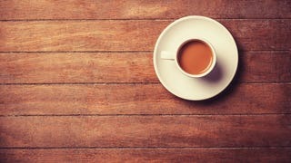 Why a White Cup Makes Your Coffee Taste More Intense