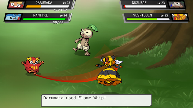 Fan-Made Pokémon Game Is Crazy Ambitious