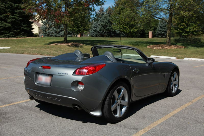 This 2006 Pontiac Solstice is $29,990, and LS3-Powered!