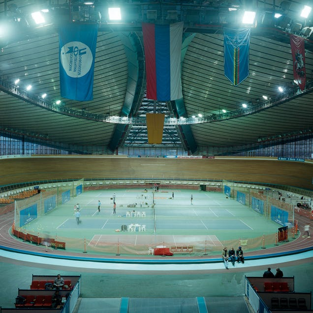 The Olympic Venues of the USSR, 35 Years Later