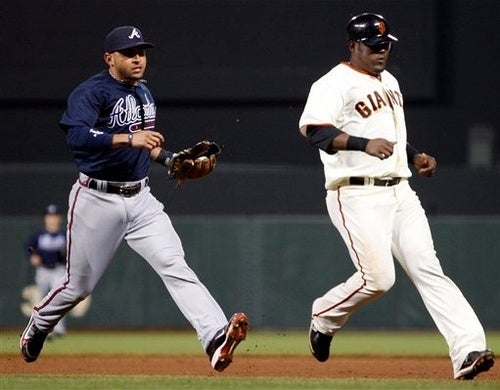 """Your """"Oh Right, There's Another Series"""" Braves-Giants Open Thread"""