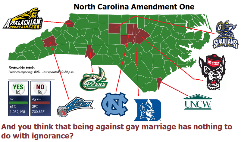 North Carolina is a Great State Run by Zealous Trolls: An Apology to the Uninitiated