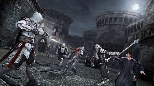 Assassin's Creed II: The Battle of Forli Micro-Review: An Un-Machiavellian Plan