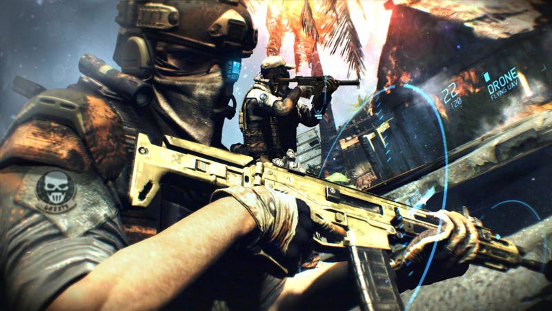 Ghost Recon: Future Soldier Is a Confusion of Excellence