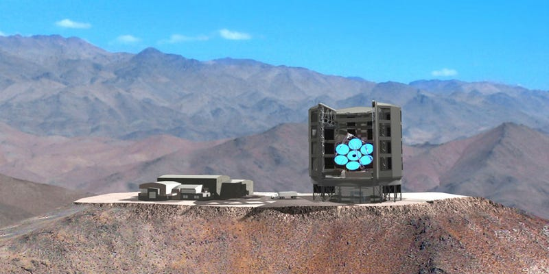 The Future of Telescopes Is Looking Bigger and Brighter Than Ever