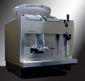 "Starbucks' New ""High Performance"" Mastrena Espresso Machine"