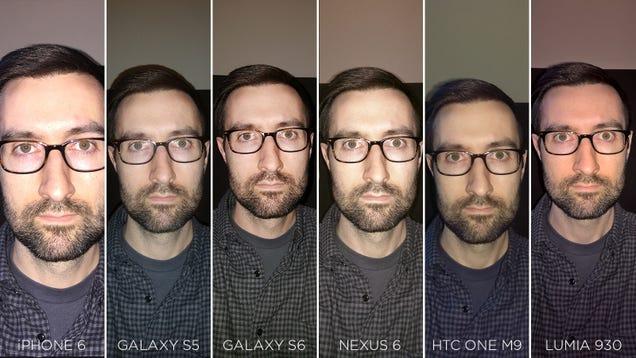 The Best Smartphone Camera: Samsung Galaxy S6 Edition